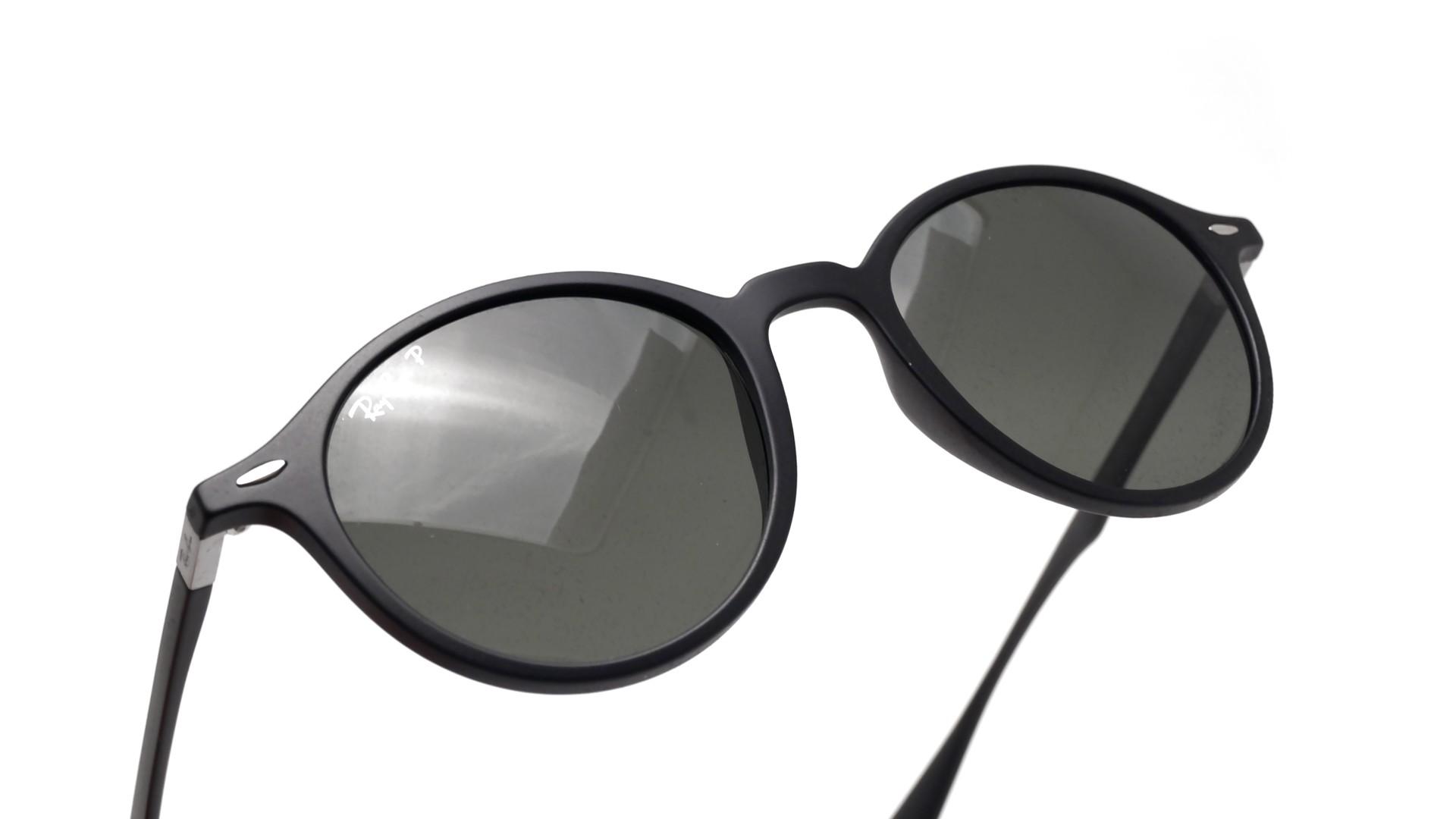 c2c0a0105a Sunglasses Ray-Ban Tech Black Matte RB4237 601S58 50-21 Medium Polarized