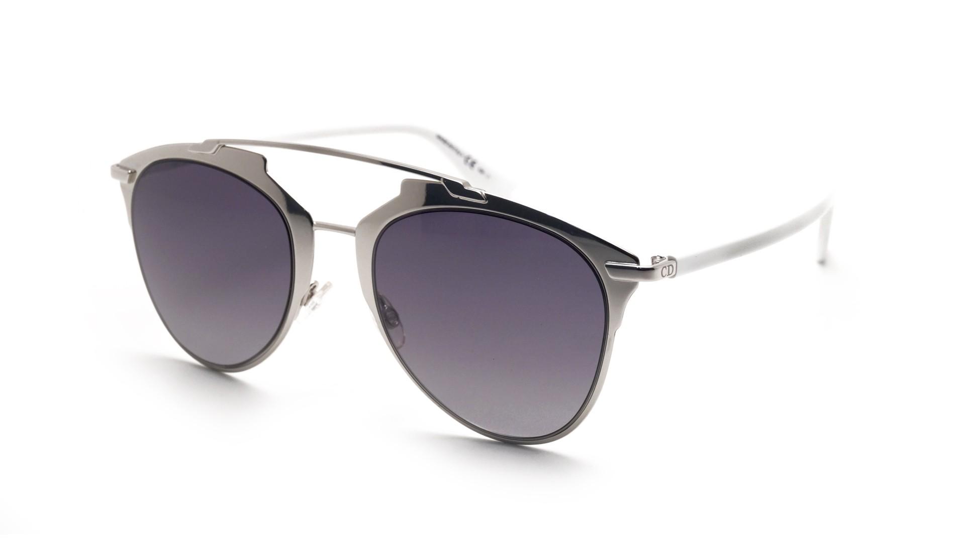 92f02cb9e208 Sunglasses Dior Reflected Silver REFLECTED 85LHD 52-21 Medium Gradient