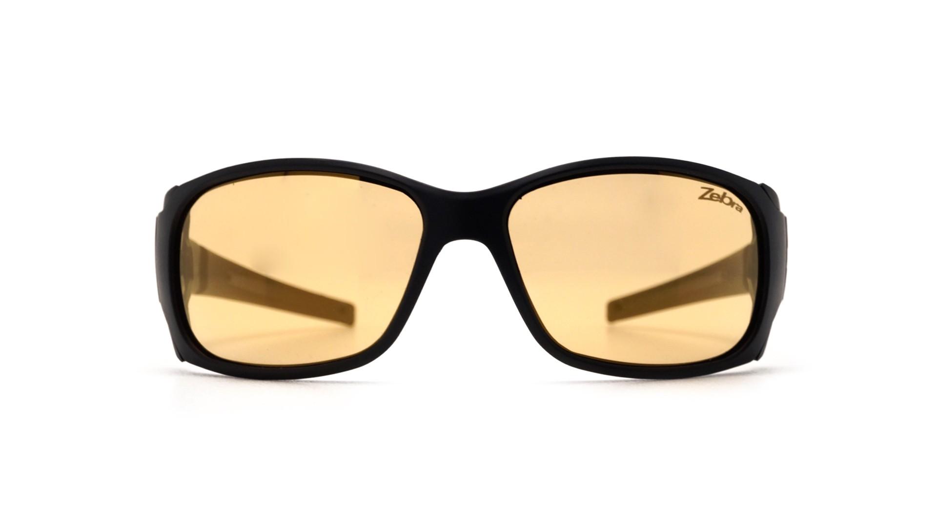 5328ef2223a Sunglasses Julbo Monterosa Black Matte J401 3122 58-15 Medium Photochromic  Mirror