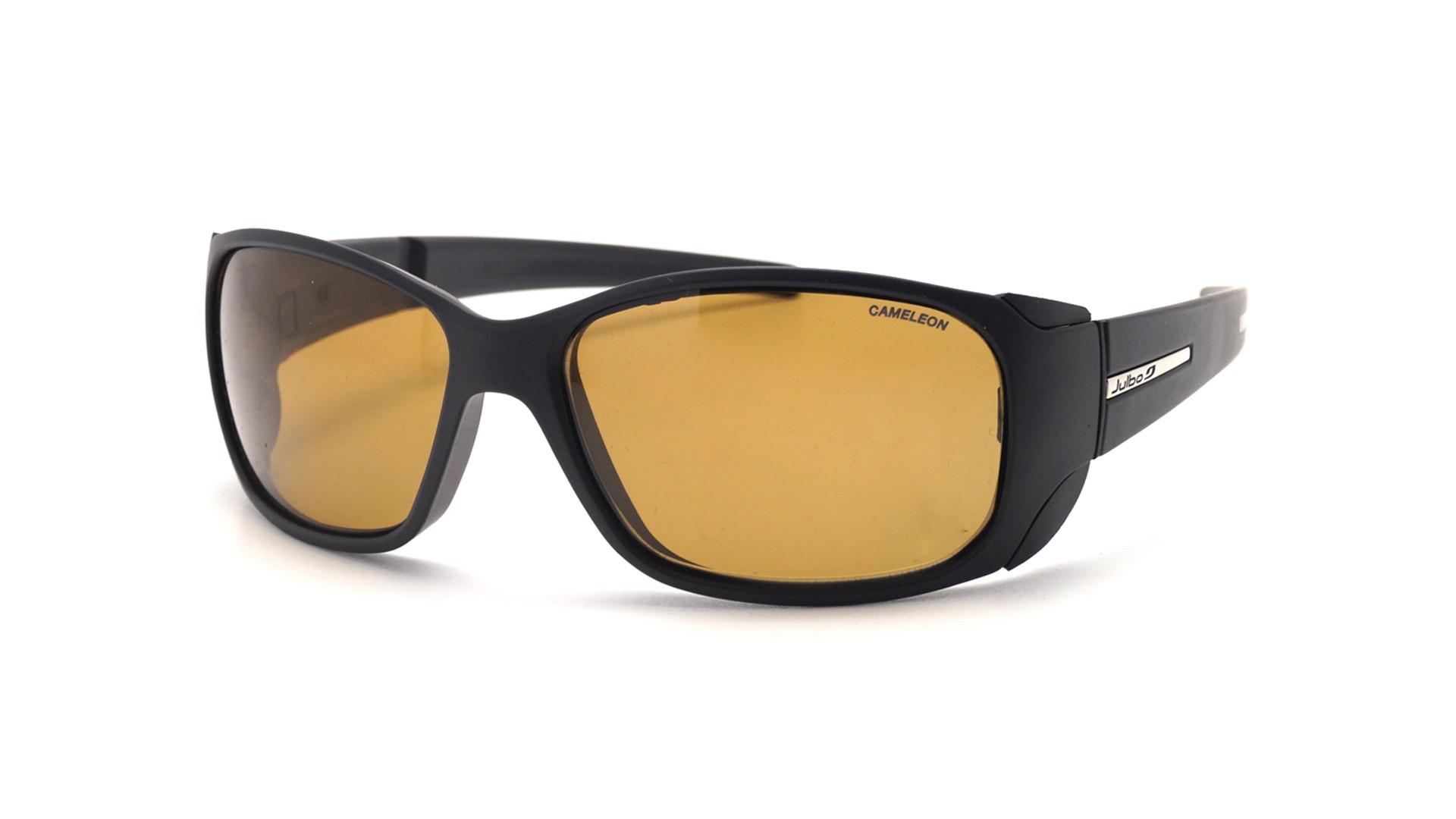 0f911c80827 Sunglasses Julbo Monterosa Black Matte J401 5014 58-15 Medium Polarized  Photochromic