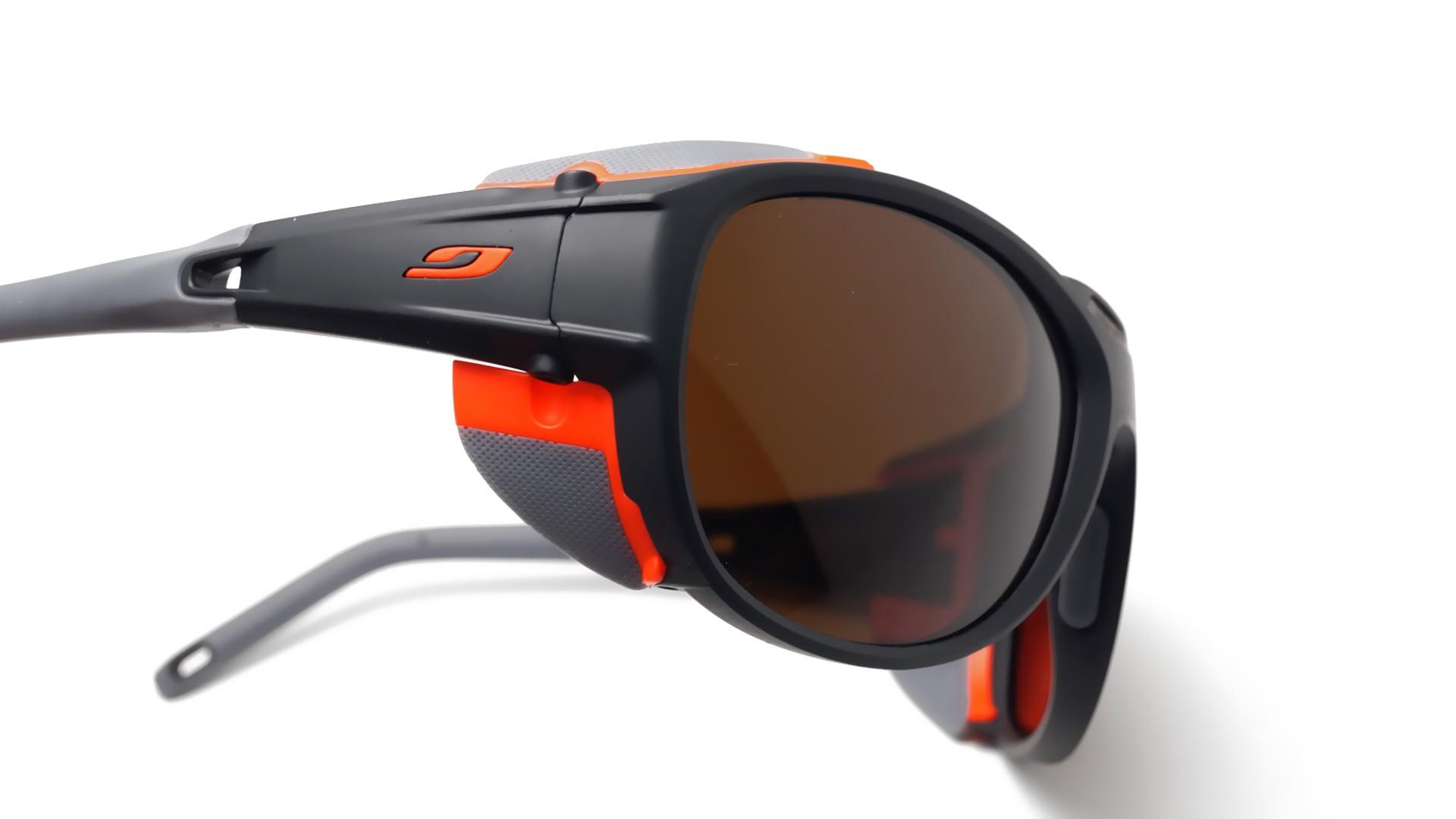 ca0e4acdf6 Sunglasses Julbo Explorer 2.0 Black Matte J497 6121 61-11 Medium