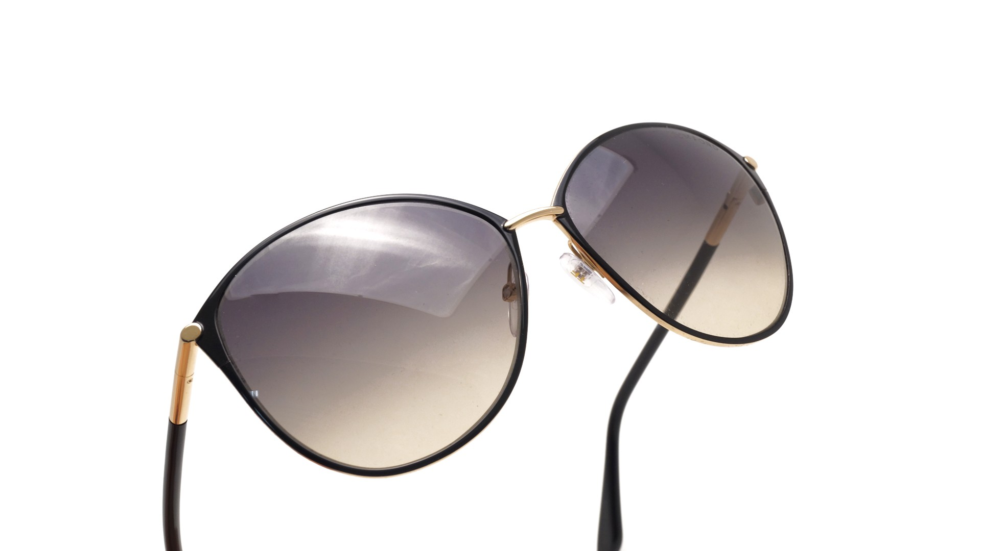 8c95886868 Sunglasses Tom Ford Penelope Black FT0320 28B 59-15 Medium Gradient