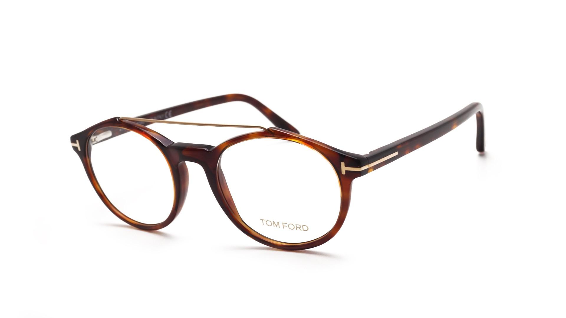 58030bed9d Tom Ford FT5455 052 50-20 Écaille | Prix 120,33 € | Visiofactory
