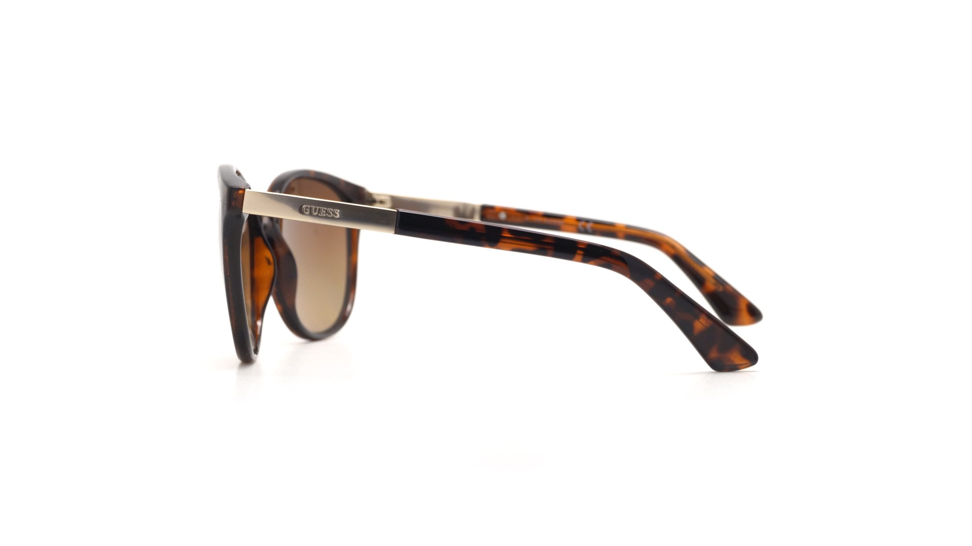 fecd11197d Sunglasses Guess GU7390 52H 58-16 Tortoise Large Polarized