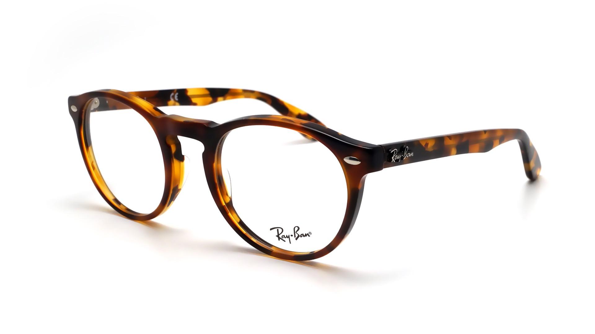 f291cf16a52a6 Eyeglasses Ray-Ban RX5283 RB5283 5675 49-21 Tortoise Small