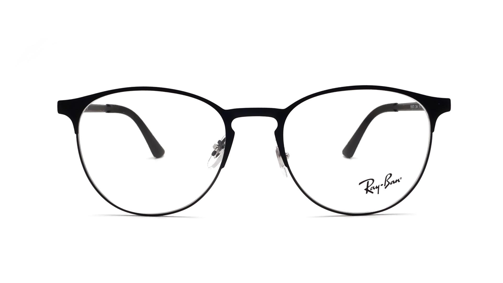 Ray Ban Rx6375 Rb6375 2944 51 18 Black Mat Visiofactory