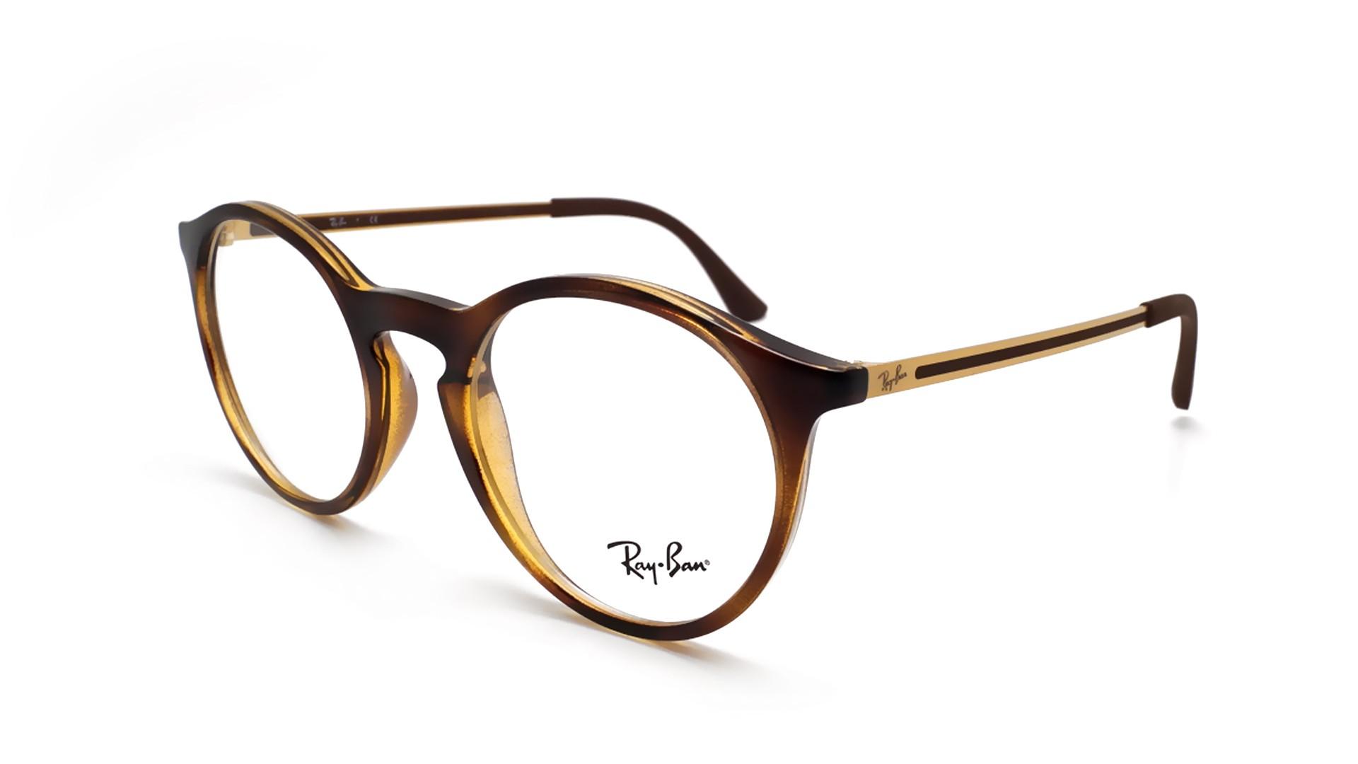660a77a3b751e Eyeglasses Ray-Ban RX7132 RB7132 2012 48-20 Tortoise Small