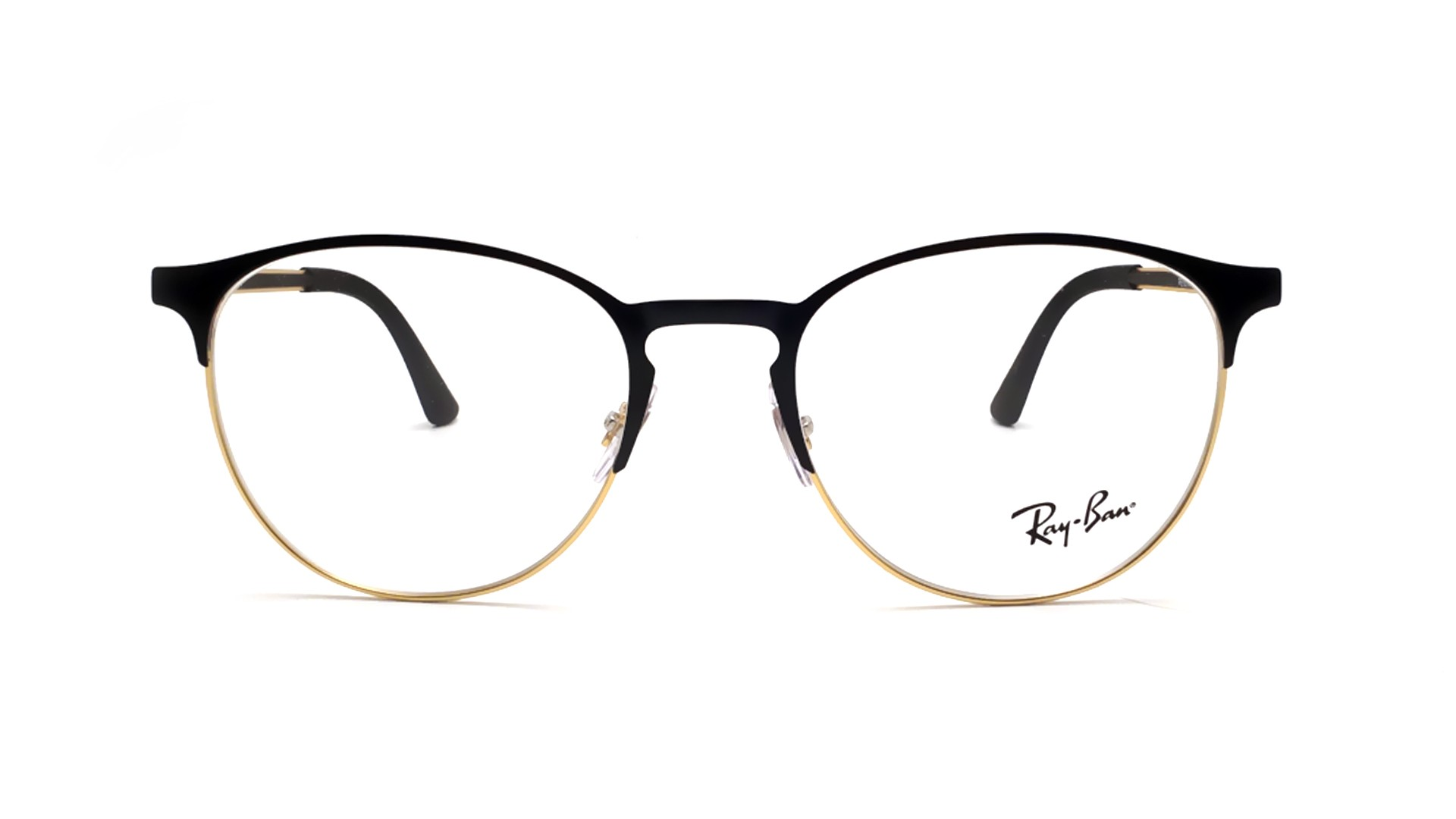 5e5b4c456a1 Eyeglasses Ray-Ban RX6375 RB6375 2890 51-18 Black Medium. 2 reviews