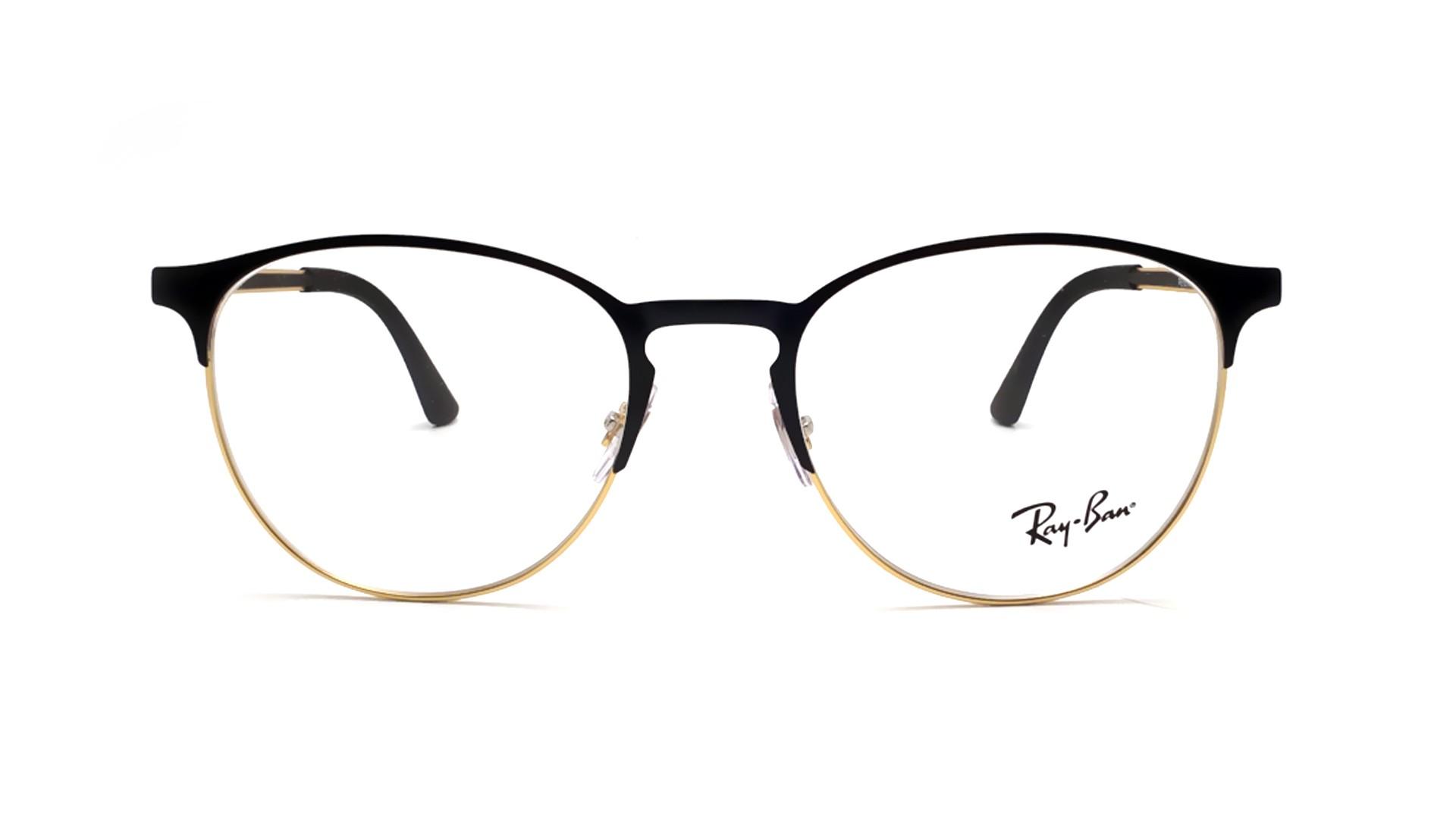 Ray-Ban RX6375 RB6375 2890 51-18 Noir   Prix 77,90 €   Visiofactory 5596c40113cc