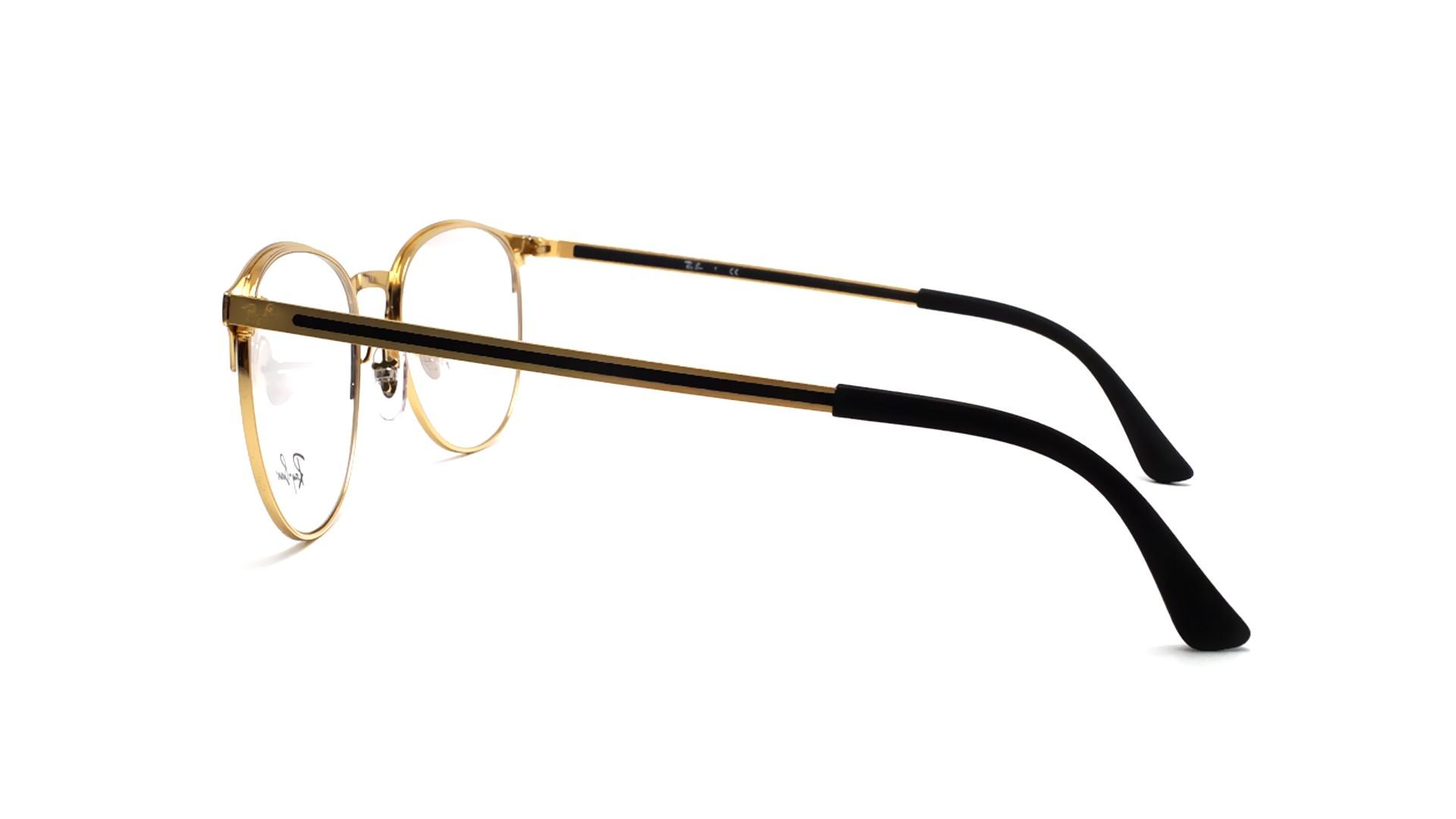 fc6f2e51c1 Eyeglasses Ray-Ban RX6375 RB6375 2890 51-18 Black Medium