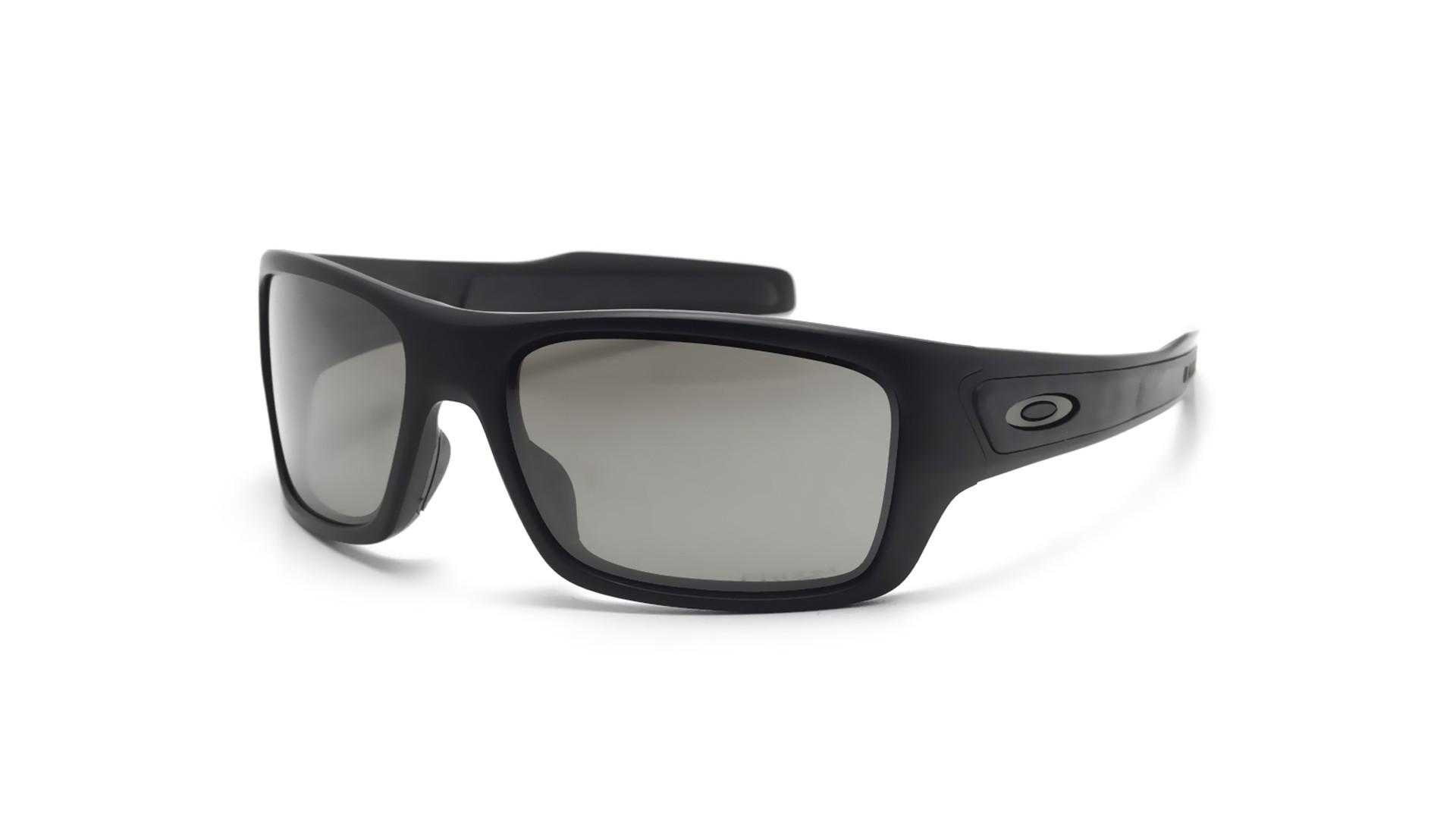 9162684b0e8 Sunglasses Oakley Turbine Xs Black Mat Prizm OJ9003 06 58-15 Junior  Polarized