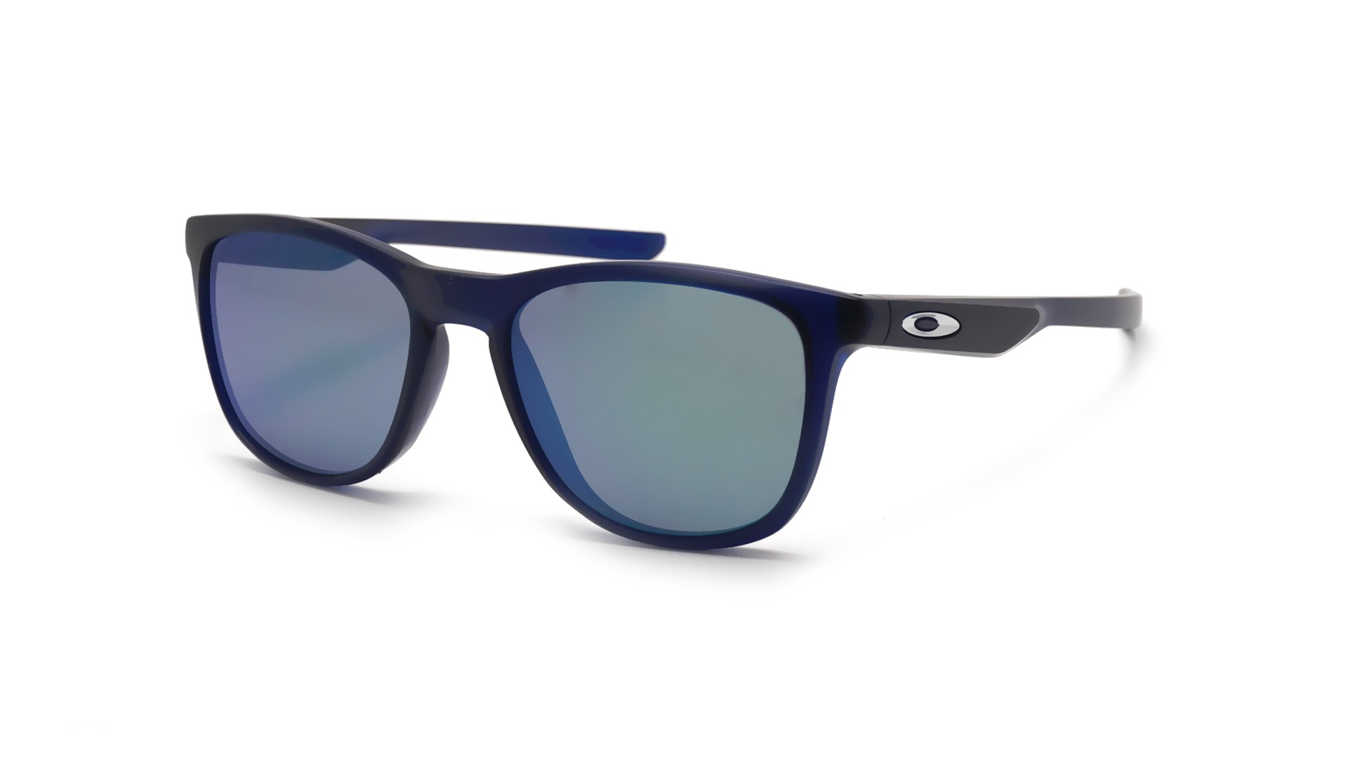 b78bf41001 Sunglasses Oakley Trillbe X Blue Mat OO9340 04 52-18 Medium Flash