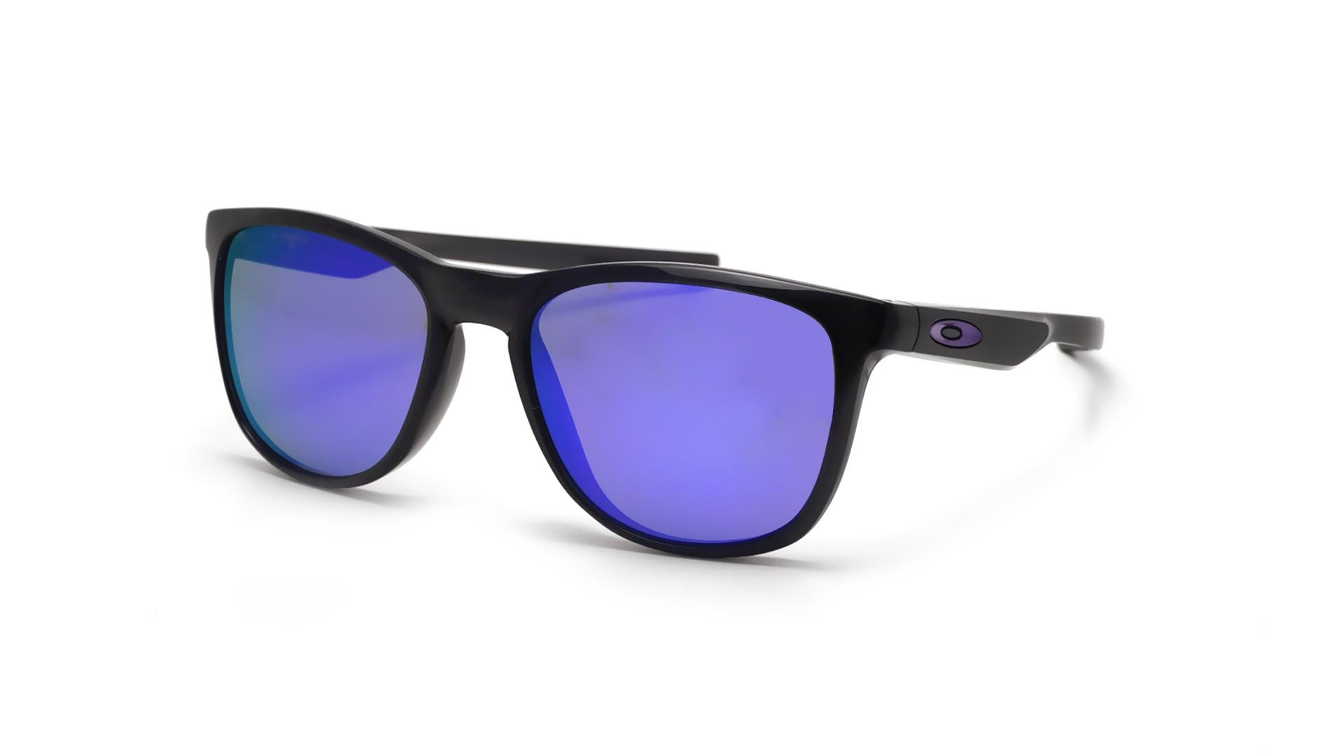 73796b4900 Sunglasses Oakley Trillbe X Black OO9340 03 52-18 Medium Polarized Flash