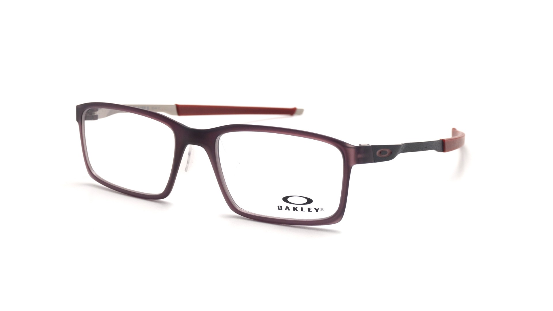c4b6767a63685 Eyeglasses Oakley Steel line S Grey Matte OX8097 02 52-17 Medium