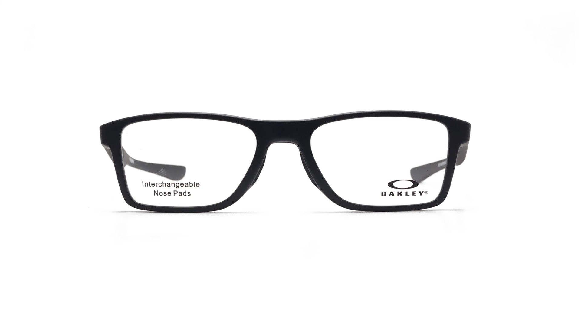 4660025b91 Eyeglasses Oakley Fin box Black Matte OX8108 01 53-18 Medium
