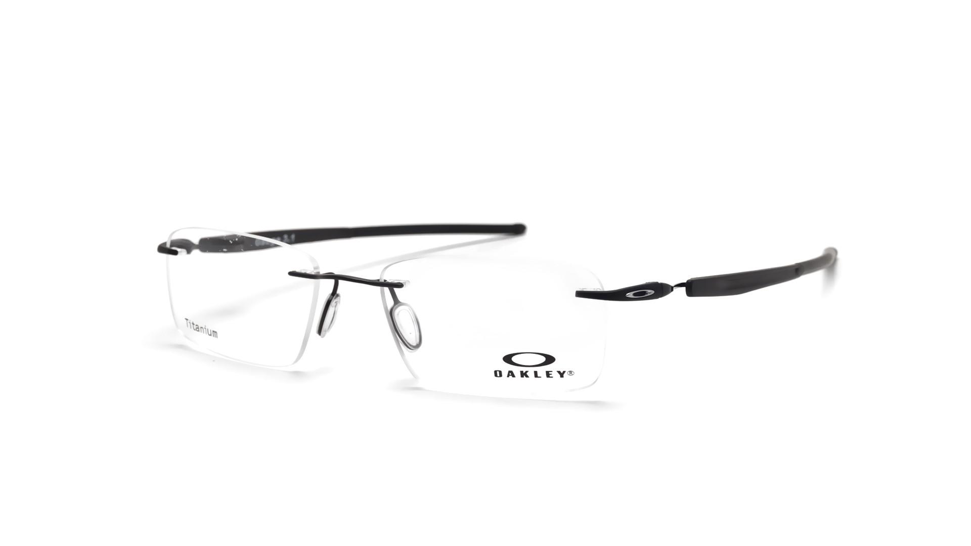 a89c1e4e9f Eyeglasses Oakley Gauge 3.1 Black Matte OX5126 01 52-18 Medium