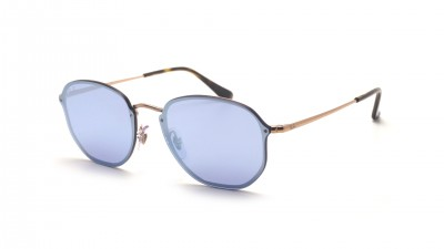 Ray-Ban Hexagonal Blaze Argent RB3579N 90351U 58-15 109,90 €