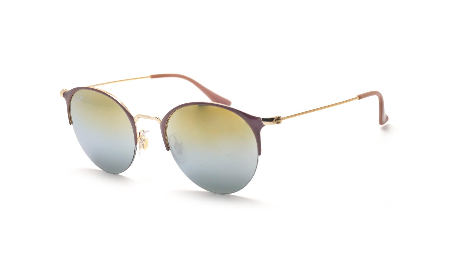 58327088f73 Sunglasses Ray-Ban RB3578 9011A7 50-22 Purple Medium Mirror