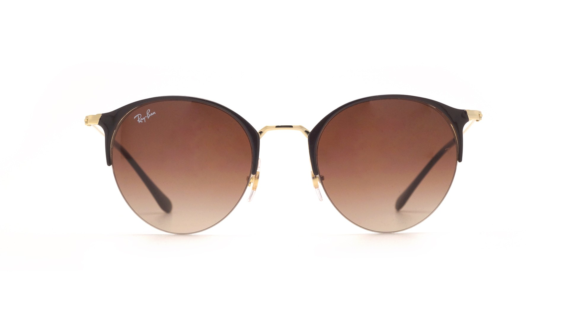 99375b978ef Sunglasses Ray-Ban RB3578 900913 50-22 Brown Medium Gradient