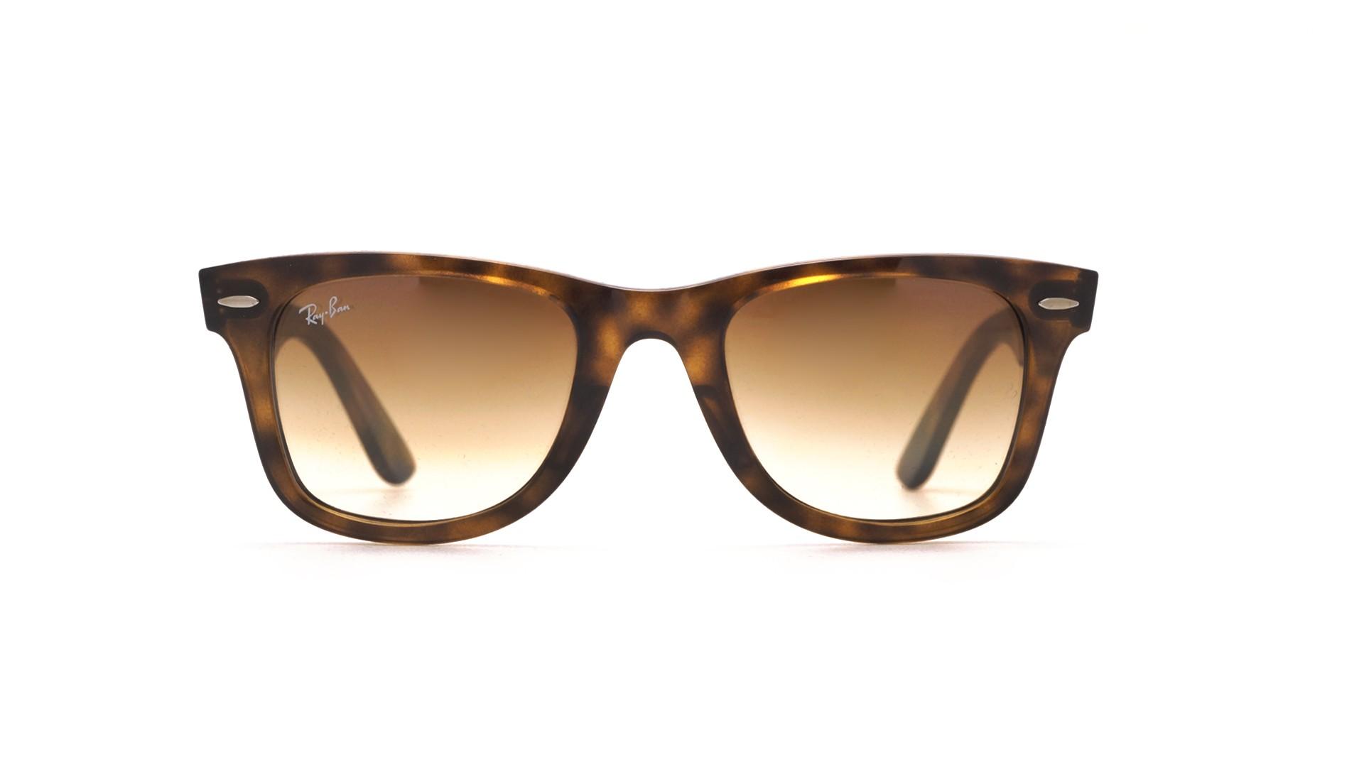 8b118a7794 Sunglasses Ray-Ban Wayfarer Ease Tortoise RB4340 710 51 50-22 Medium  Gradient