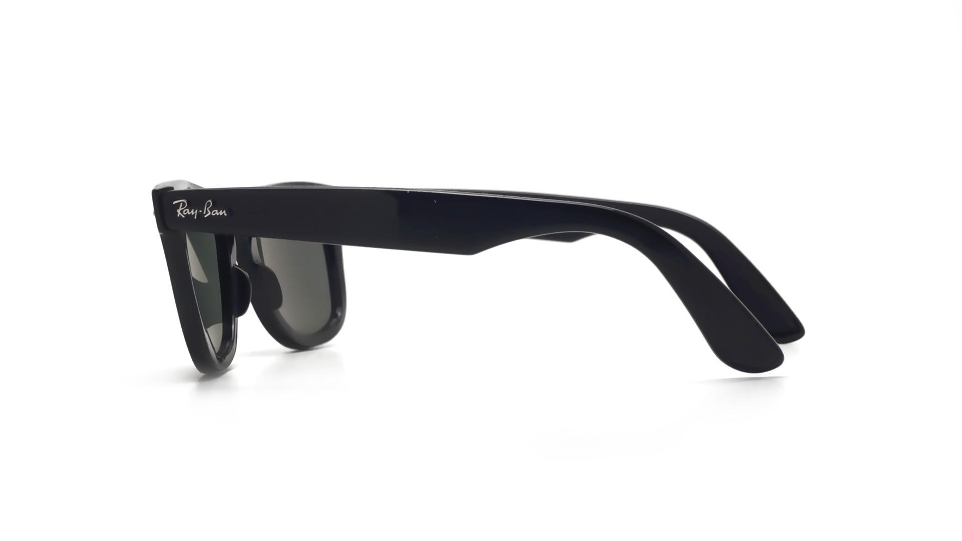 ac09748fd1 Sunglasses Ray-Ban Wayfarer Ease Black RB4340 601 58 50-22 Medium Polarized