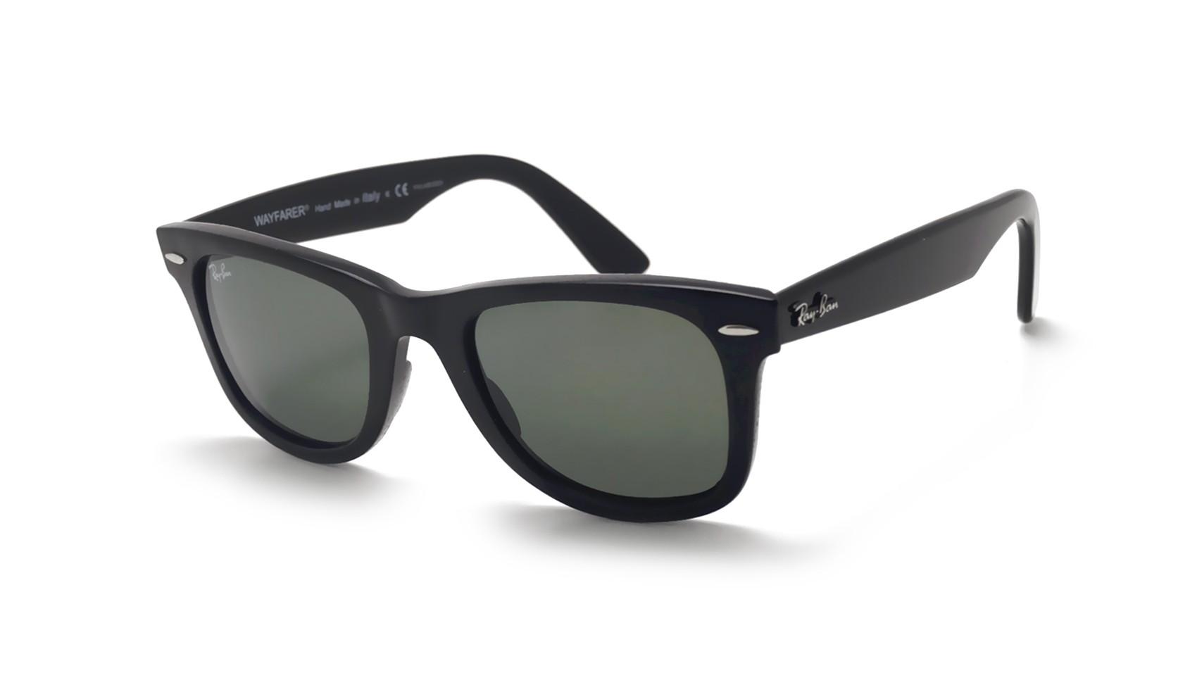 b8377ae67f Sunglasses Ray-Ban Wayfarer Ease Black G-15 RB4340 601 50-22 Medium