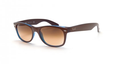 Ray-Ban New Wayfarer Choccolat Braun Matt RB2132 6310/A5 52-18 94,11 €