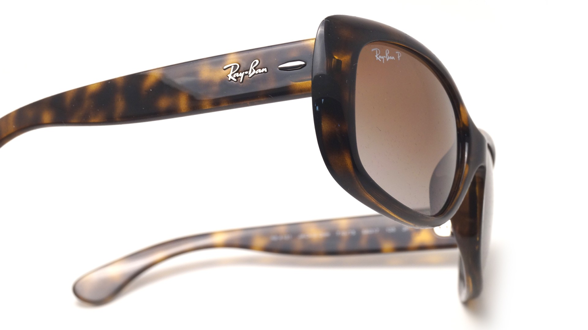 d75fde2ef0 Sunglasses Ray-Ban Jackie Ohh Tortoise RB4101 710 T5 58-17 Large Polarized  Gradient. 2 reviews