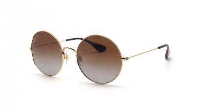 Ray-Ban Ja-jo Gold RB3592 001/T5 55-20 Polarisierte Gläser 108,98 €