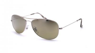 ecbe2757e4 ... Medium Polarized Gradient Mirror. Polarized. Ray-Ban RB3562 003 5J  59-14 Silver Polarized 115