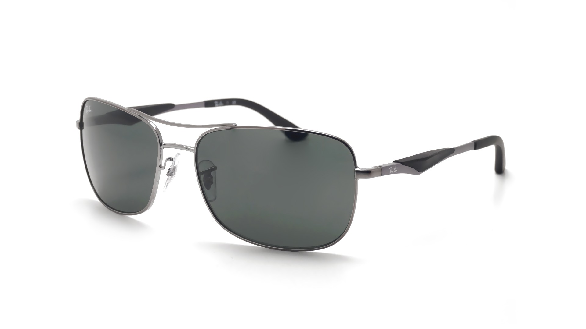 d08ce78fdd Sunglasses Ray-Ban RB3515 004 71 61-17 Silver Large