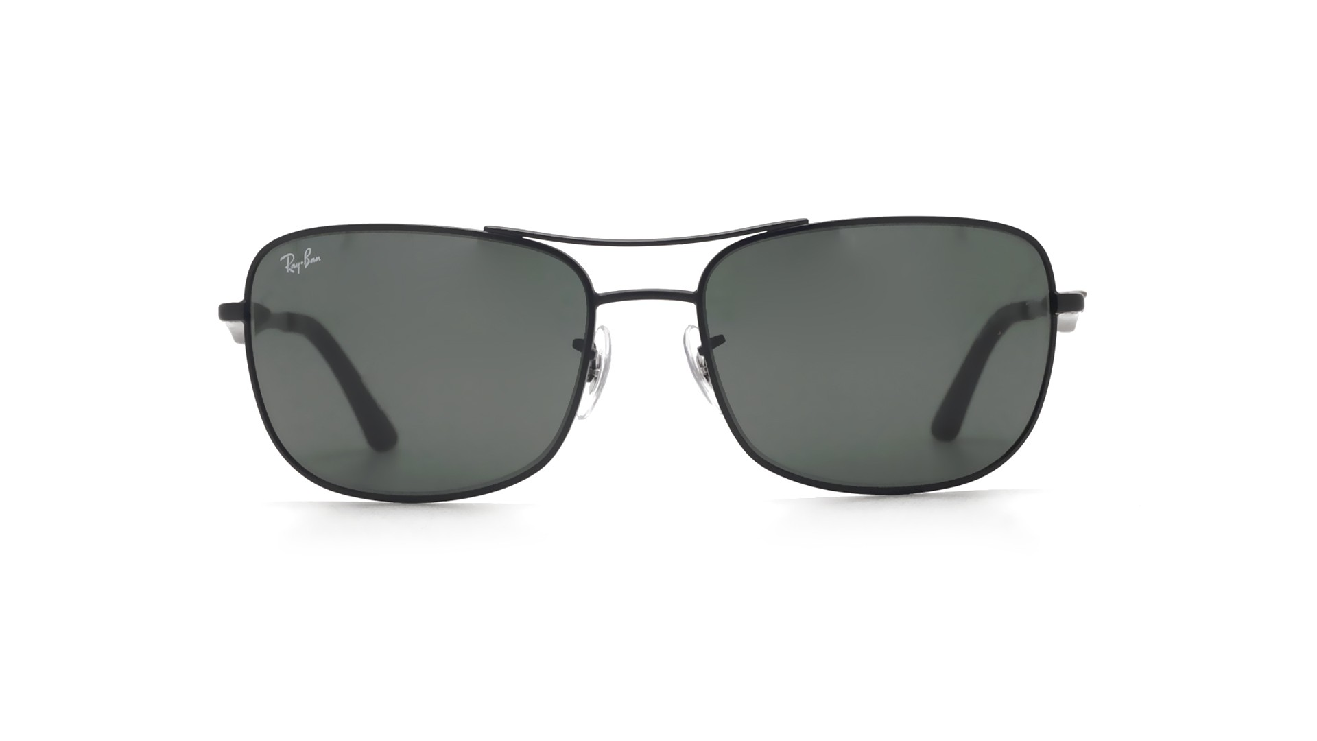 6f6553410d7 Sunglasses Ray-Ban RB3515 006 71 61-17 Black Matte Large