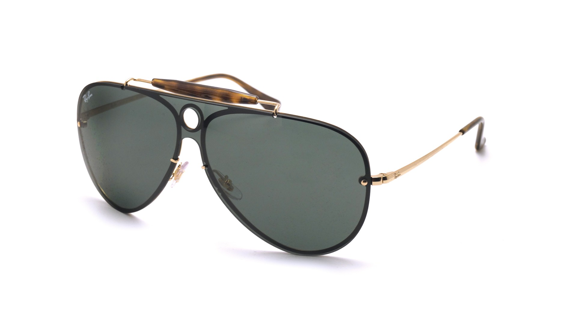 Sunglasses Ray-Ban Shooter Blaze Gold RB3581N 001 71 Large 077fe3ae18