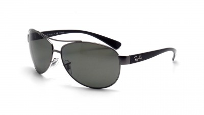 76f55d0b64 Ray-Ban RB3386 004/9A 63-13 Silver Polarized 99,92 €