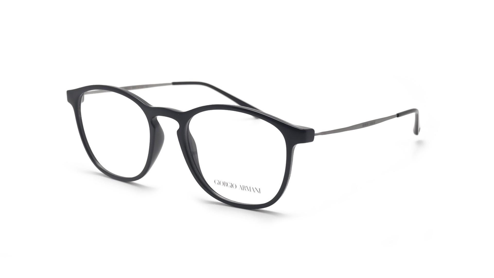 51fd5d4e8277 Eyeglasses Giorgio Armani Frames Of Life Black AR7141 5017 52-19 Large