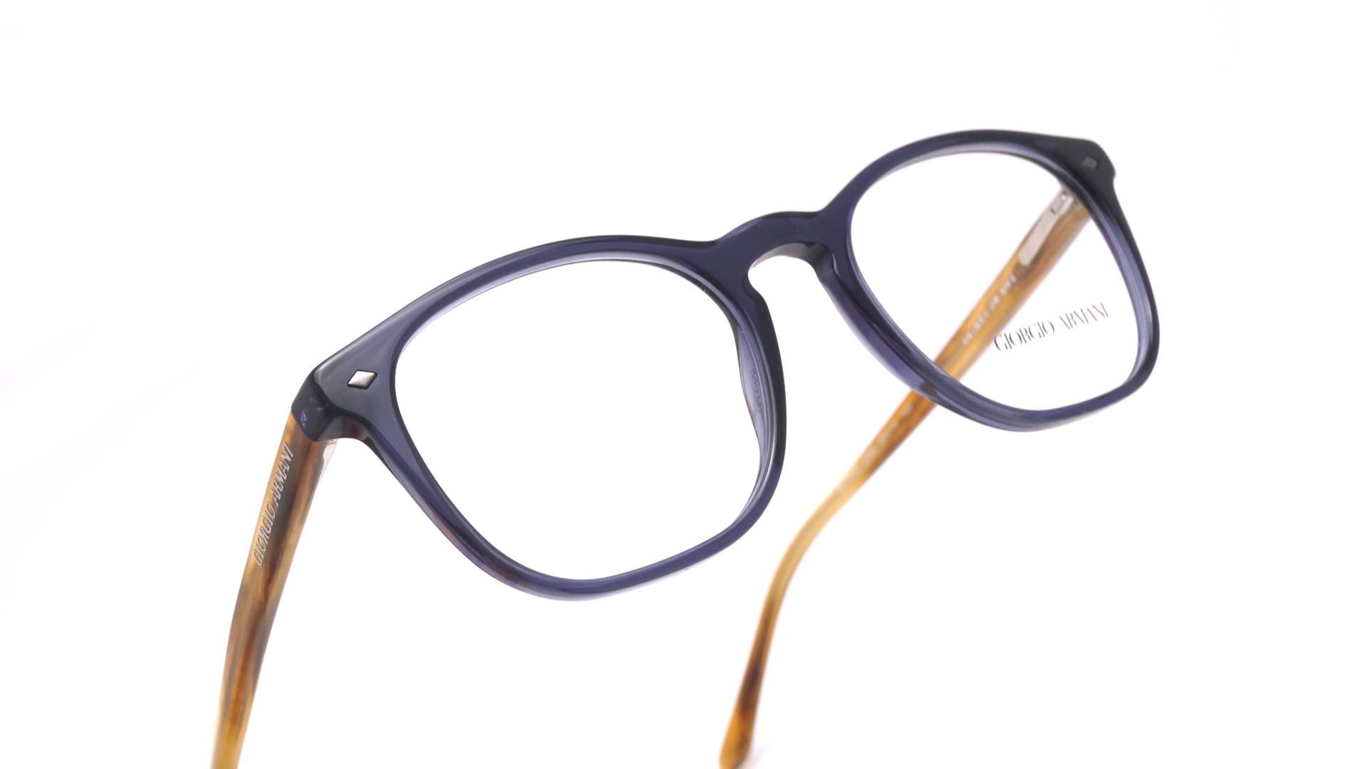 41eb0cf8af31 Eyeglasses Giorgio Armani Frames Of Life Blue AR7074 5358 50-19 Medium