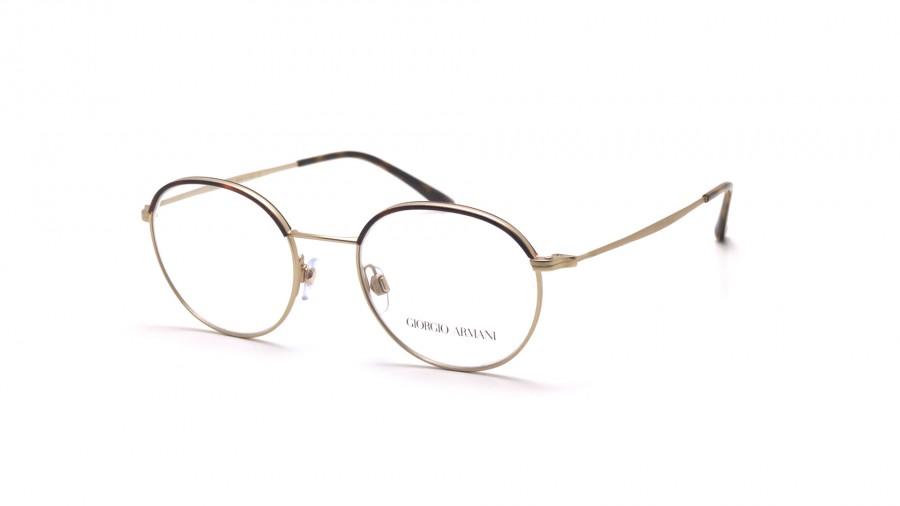 Giorgio Armani Frames Of Life Gold Matte AR5070J 3002 47-19 ...