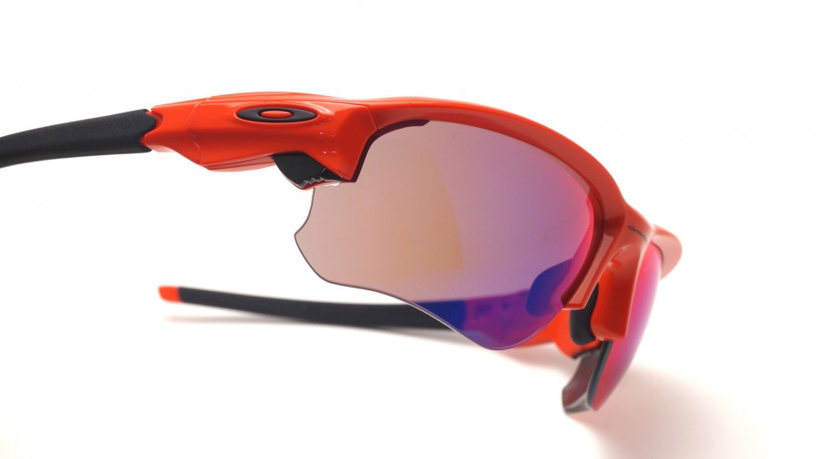 oakley red