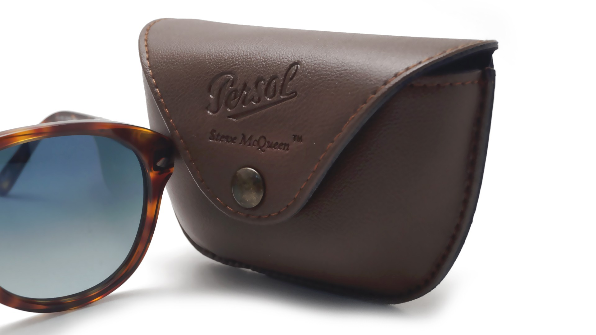 8eb645609526d4 Persol Steve Mcqueen Edition Foldable Sunglasses   Persol steve mcqueen  tortoise po0714sm 24 s3 52 21