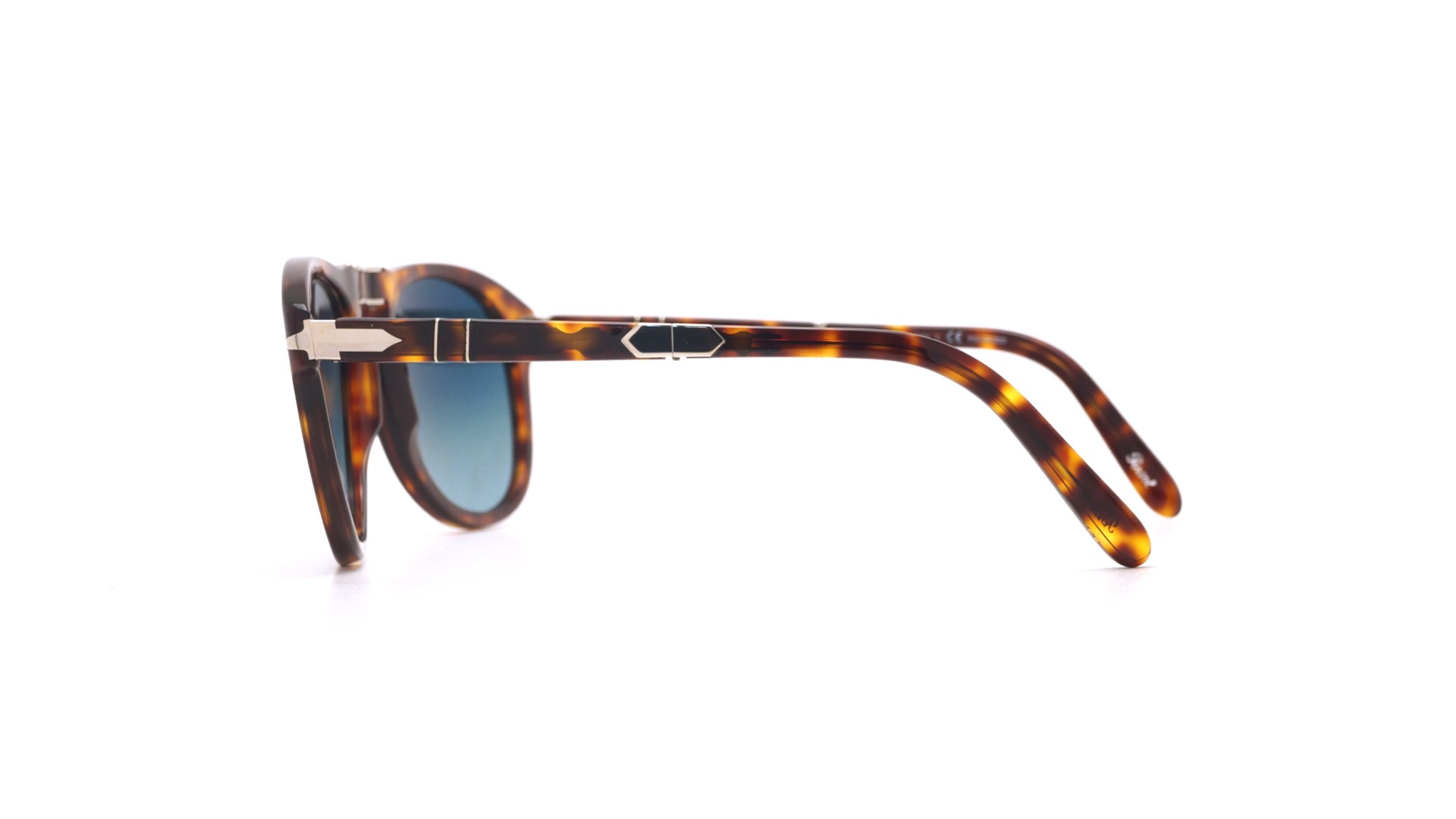 2431f206c62b Sunglasses Persol Steve Mcqueen Tortoise PO0714SM 24/S3 54-21 Folding  Polarized