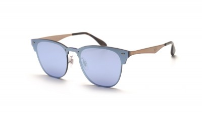 Ray-Ban Clubmaster Blaze Argent RB3576N 90391U Large 93,25 €