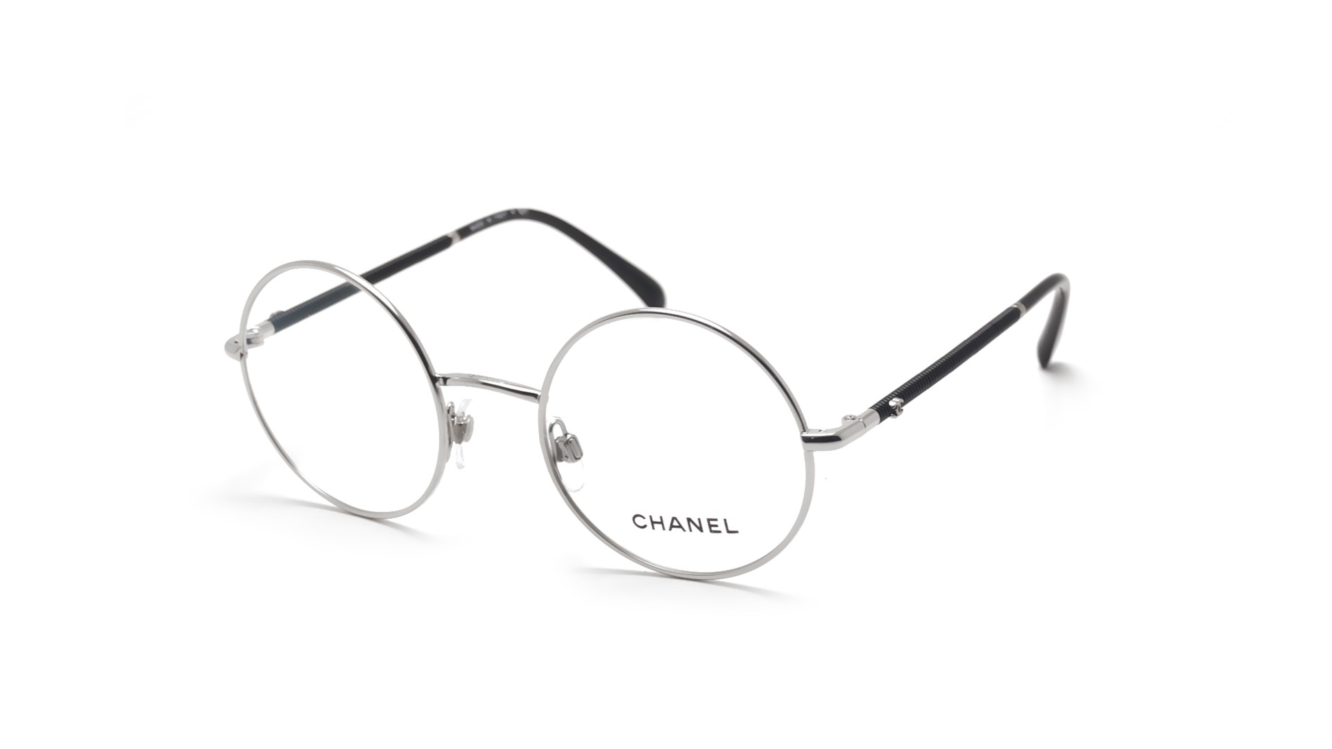 e2c1385d722 Eyeglasses Chanel CH2179 C124 48-21 Silver Small