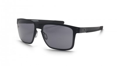c1c68e0da69 Sunglasses Oakley Holbrook Metal Black Matte OO4123 01 55-18 Medium