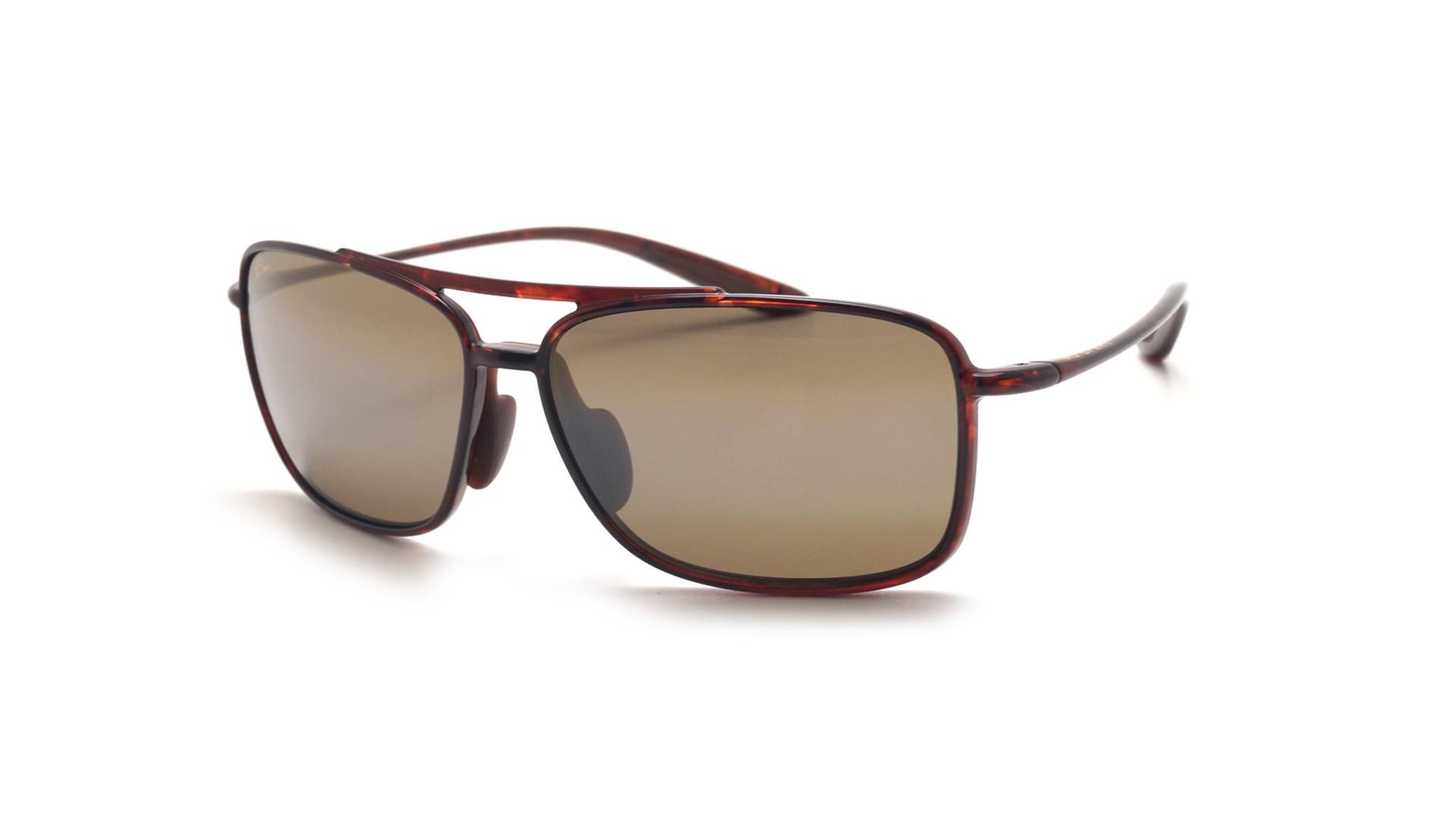 f223d0c851 Sunglasses Maui Jim Kaupo gap Tortoise HCL Bronze H437 10 61-15 Large  Polarized