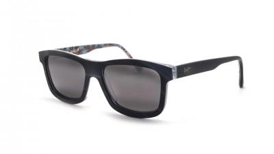 a3038f47d47 Maui Jim Hula Blues Black 710 72 55-17 Polarized Gradient 249