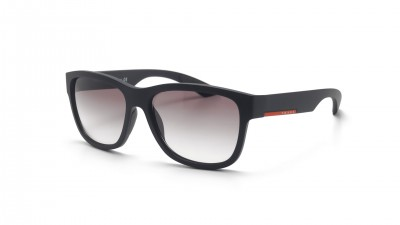 Prada Linea Rossa PS03QS DG00A7 57-17 Black Matte Gradient 119,90 €
