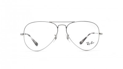 Ray-Ban Aviator Optics Argent RX6489 RB6489 2501 58-14