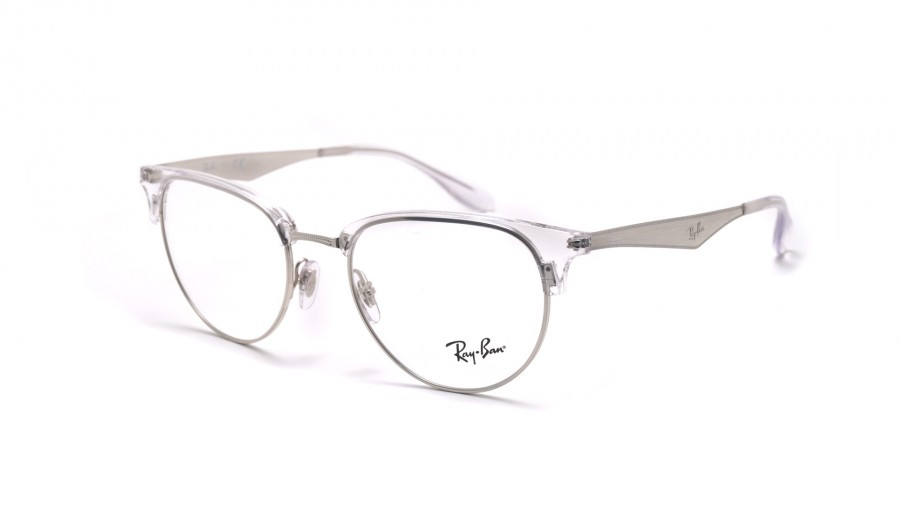 Ray-Ban RX6396 RB6396 2936 51-19 Clear | Visiofactory