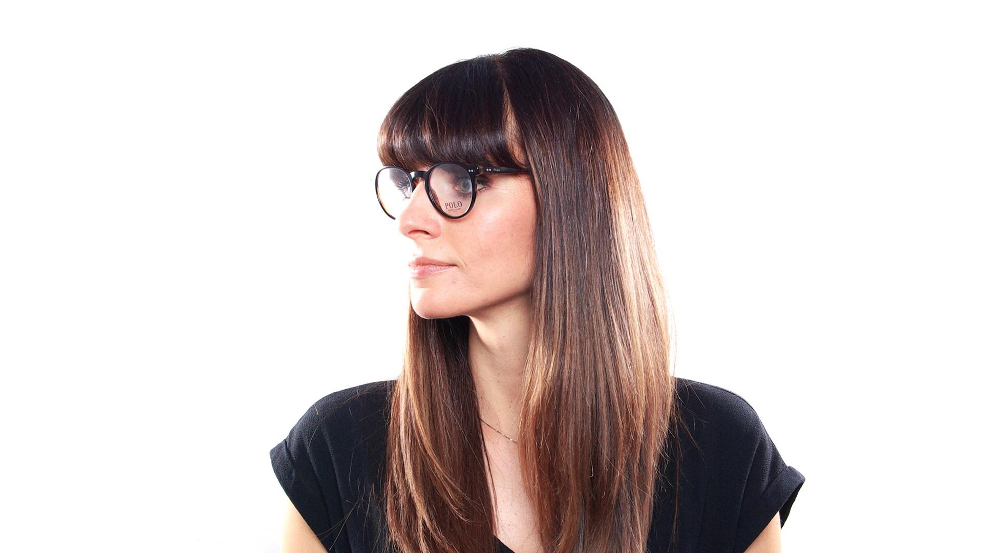 04786e465c Eyeglasses Polo Ralph Lauren PH2083 5260 48-20 Black Medium