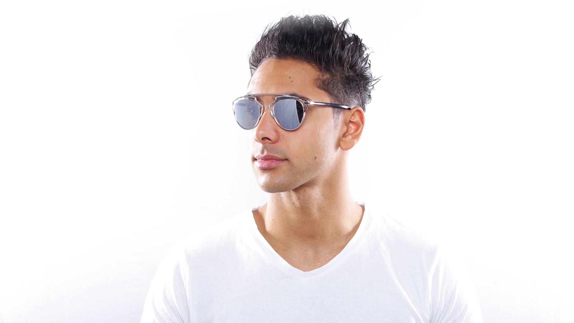 fbb268c3d04b4 Sunglasses Dior SoReal Silver APPDC 48-22 Medium Flash